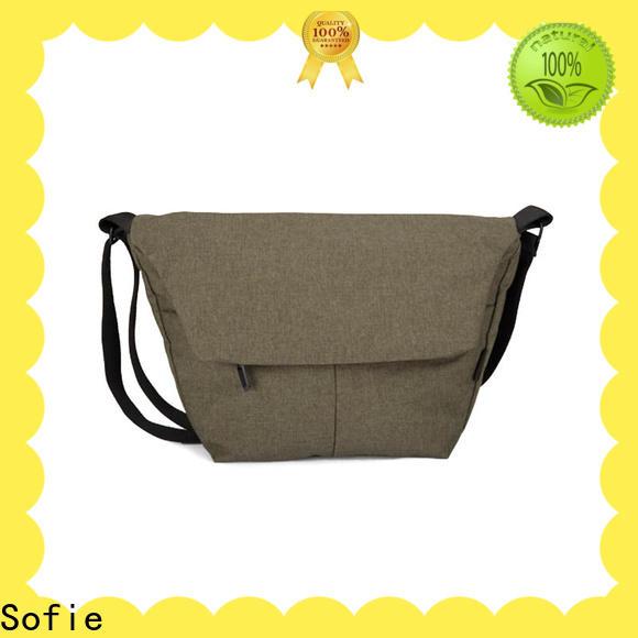 Sofie stylish cross body shoulder bag supplier for school