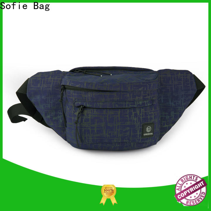Sofie durable waist pack wholesale for decoration