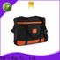 lattice jacquard fabric classic messenger bag series for men