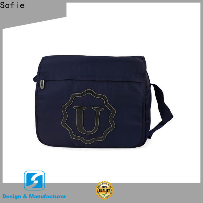Sofie business shoulder bags customized for men
