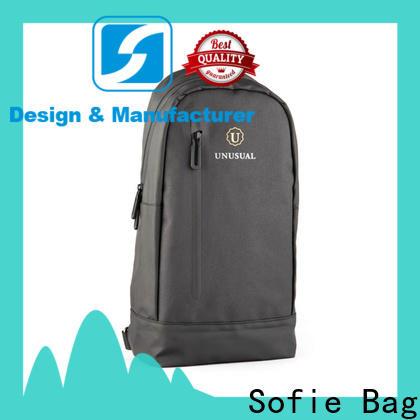 Sofie crossbody sling bag customized for men