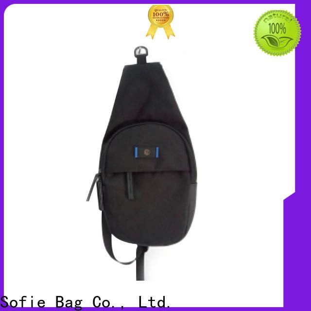 rectangular design crossbody sling bag series for men
