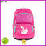 Sofie school backpack customized for packaging