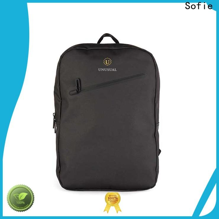 Sofie multi-functional laptop bag factory direct supply for travel
