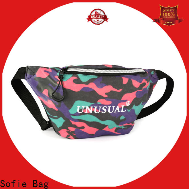 Sofie waist pack personalized for jogging