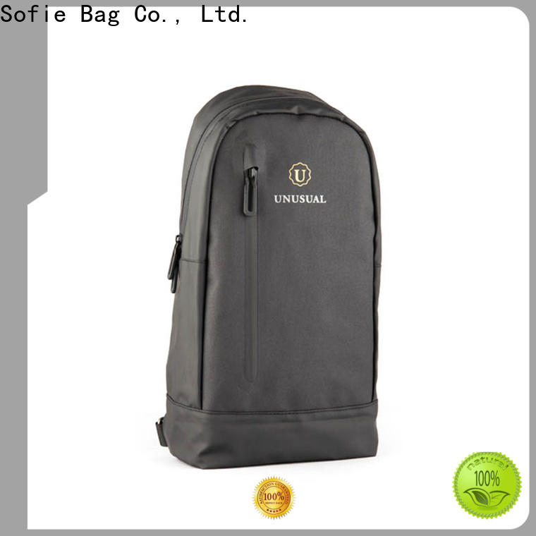 Sofie multifunctional military chest bag wholesale for women