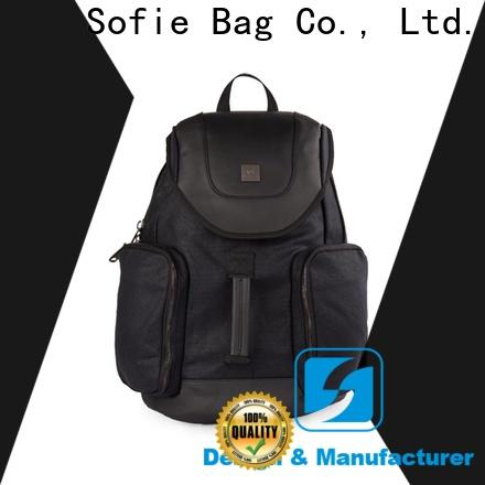 Sofie backpack customized for college