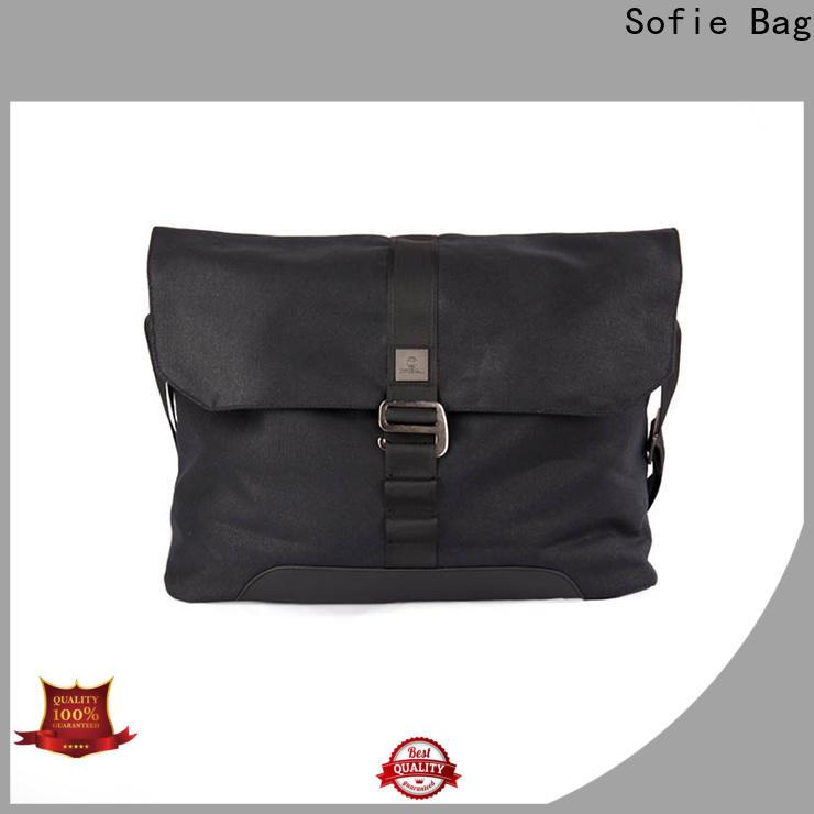 Sofie laptop bag series for men