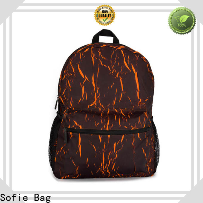 Sofie cool backpacks customized for business