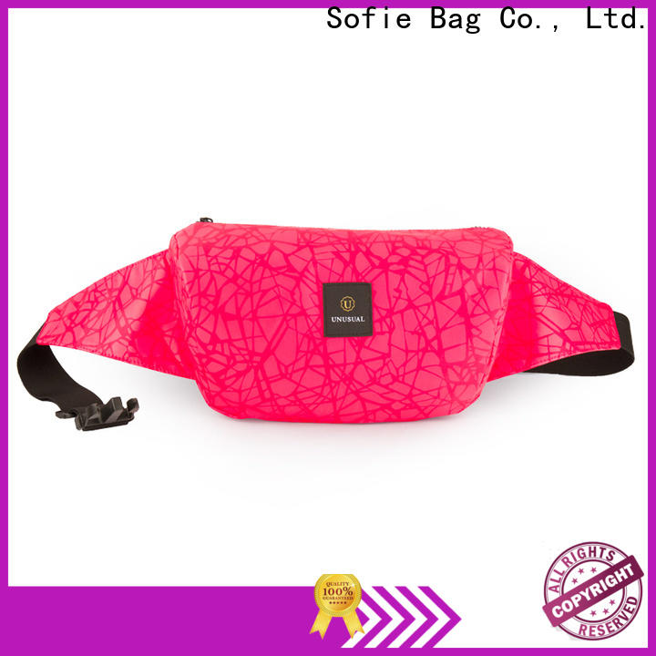 Sofie high quality waist pack manufacturer for jogging