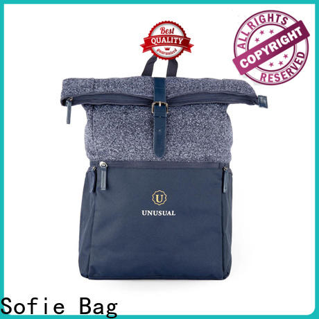Sofie stylish backpack personalized for travel