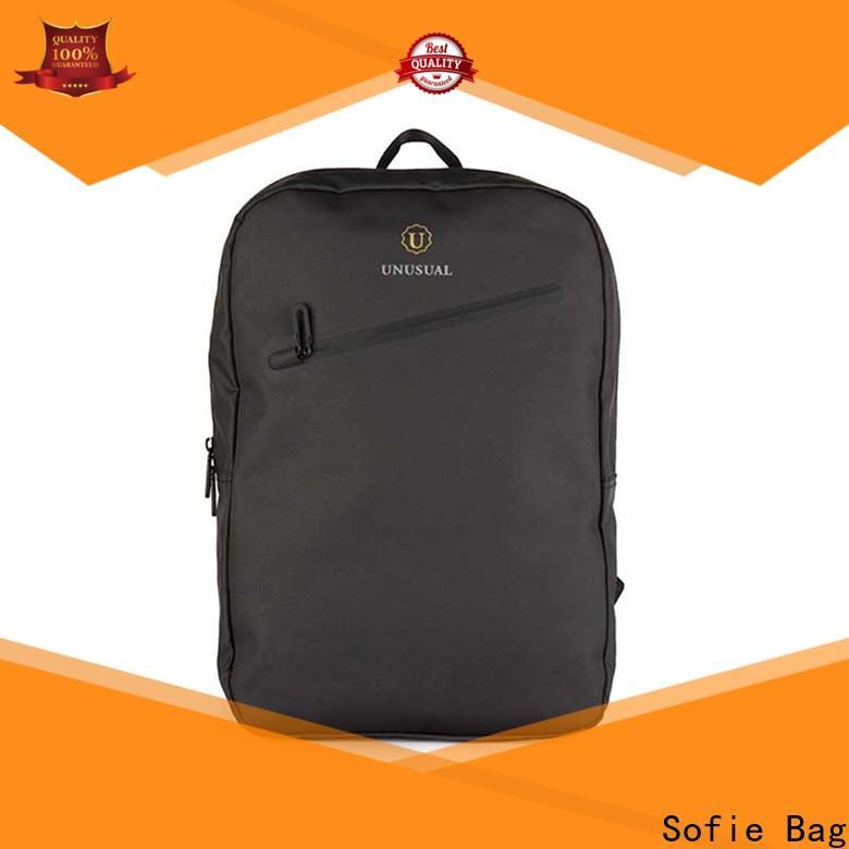 Sofie melange laptop business bag manufacturer for travel