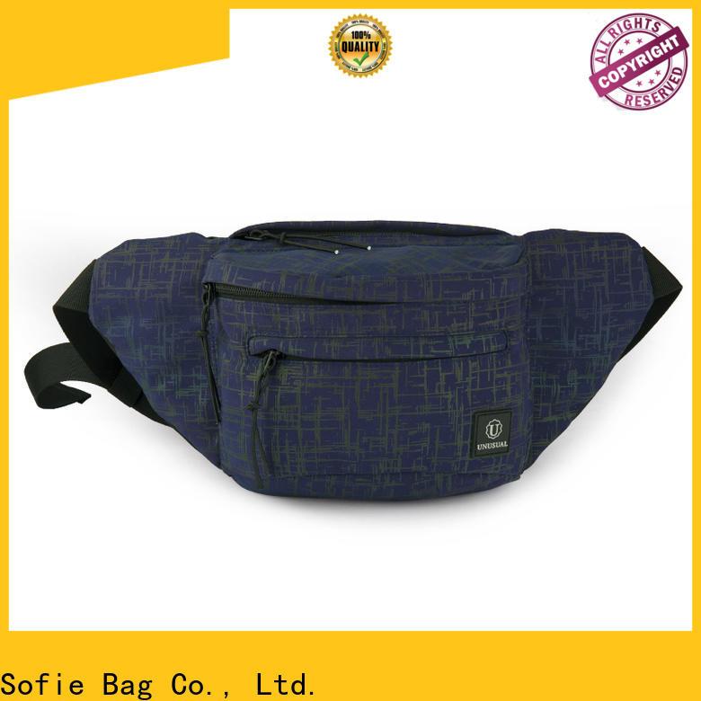 light weight waist pack manufacturer for decoration