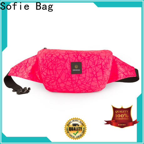 Sofie sport waist bags manufacturer for decoration