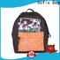 Sofie hard EVA bottom school backpack manufacturer for kids
