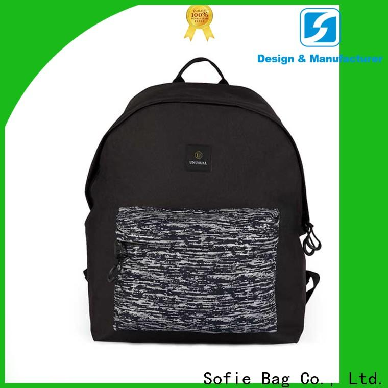 Sofie backpack personalized for business