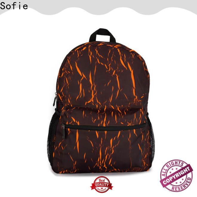 Sofie creative backpacks for men manufacturer for travel