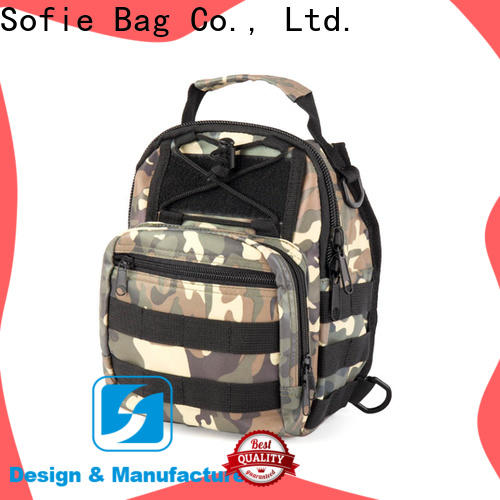 Sofie military chest bag wholesale for going out