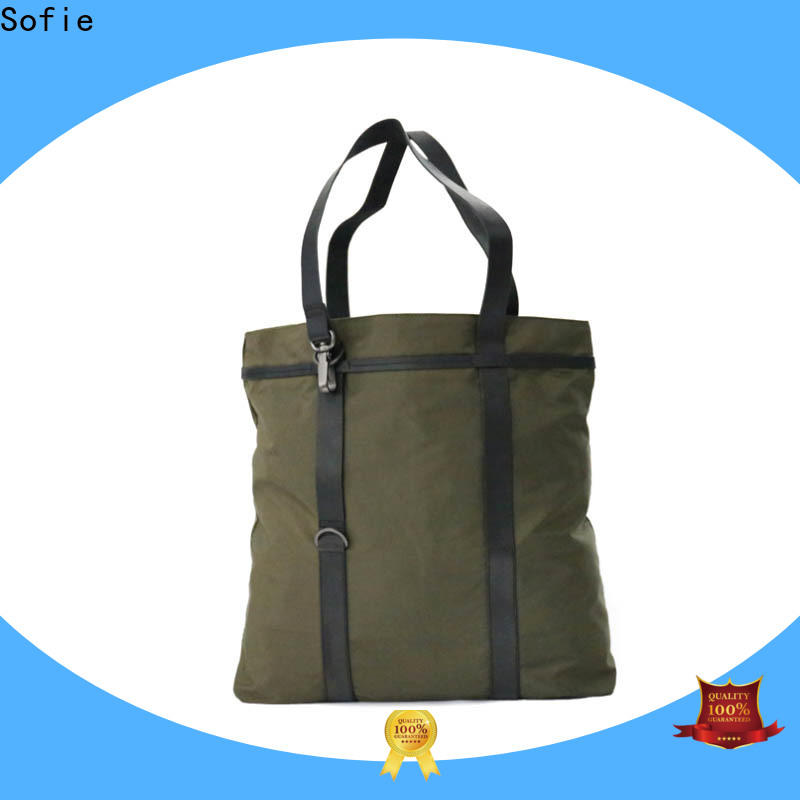 Sofie good quality tote bag directly sale for packaging