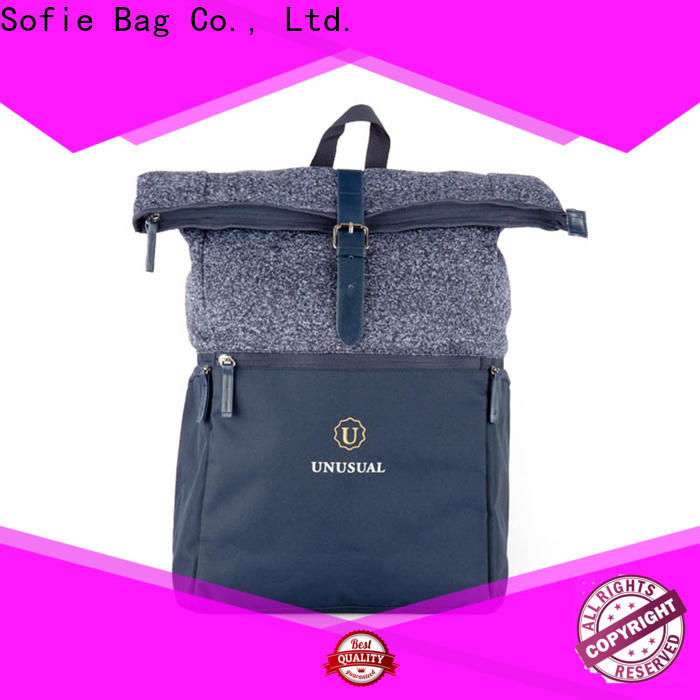 Sofie sport backpack customized for college