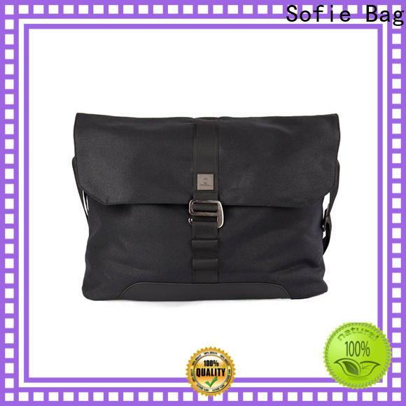 comfortable classic messenger bag series for men