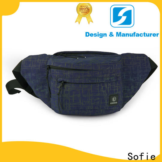 light weight sport waist bags for jogging