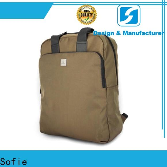 large capacity backpack customized for travel