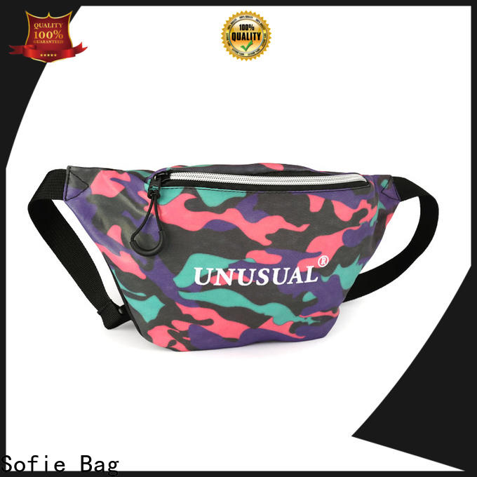 Sofie waist bag factory price for jogging