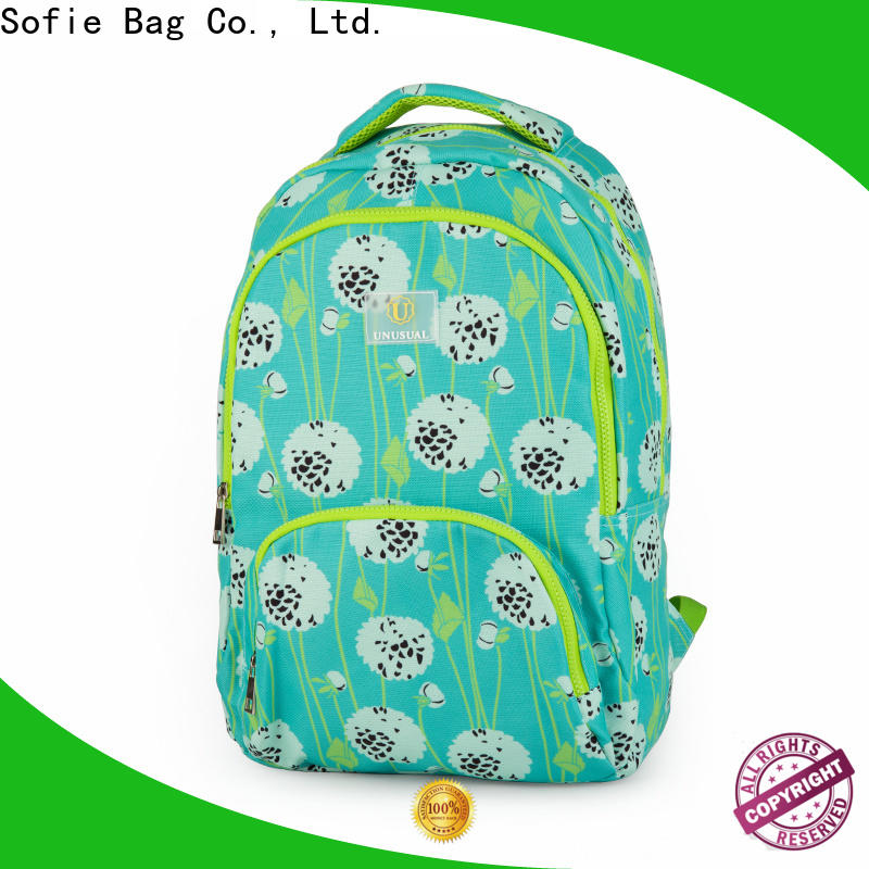 Sofie comfortable school bags for girls manufacturer for kids