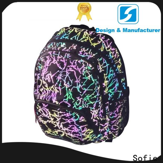 Sofie school bags for girls customized for packaging