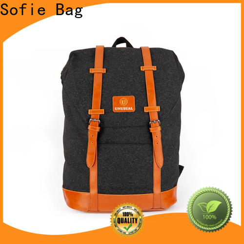Sofie cool backpacks customized for travel