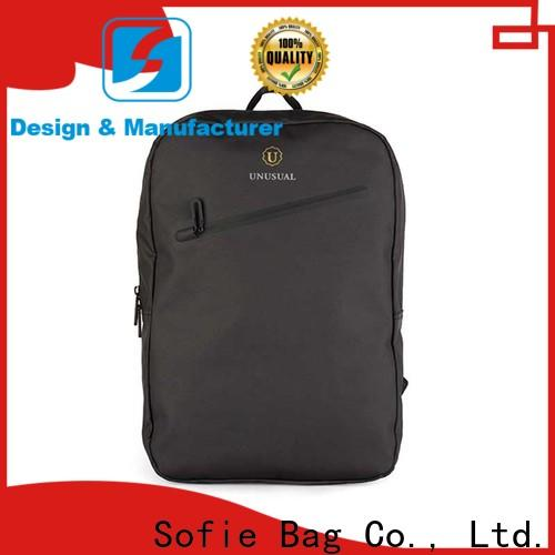 thick pipped handle laptop bag wholesale for travel