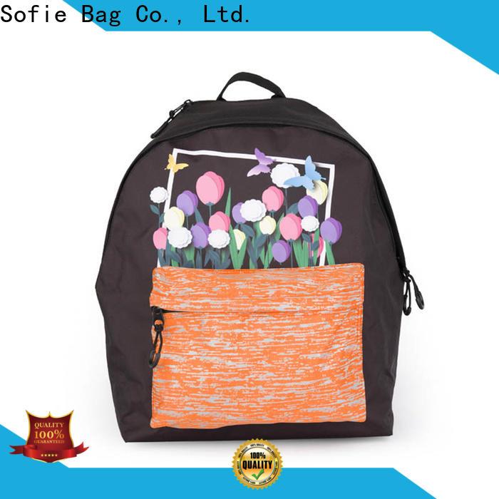 Sofie waterproof students backpack supplier for kids