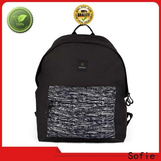 wrinkle printing reflective backpack wholesale for school