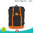 large capacity reflective backpack wholesale for business