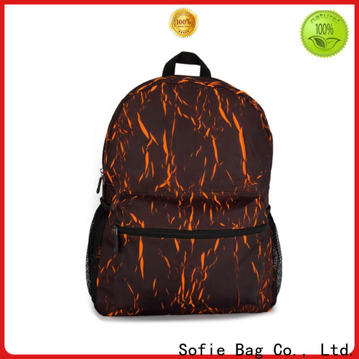 Sofie casual backpack manufacturer for travel