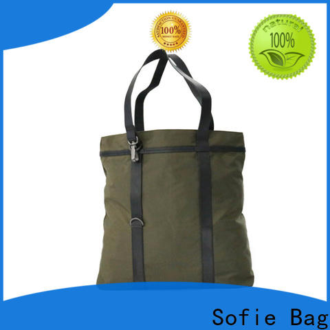 practical foldable shopping bag customized for packaging