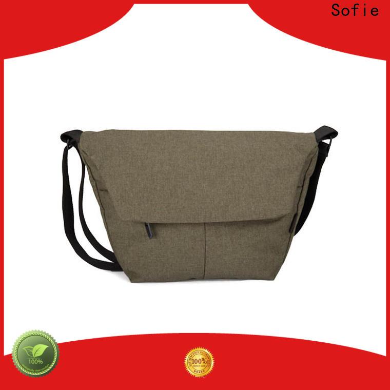 strong shoulder strap men shoulder bag directly sale for packaging