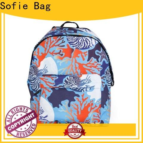 Sofie school backpack wholesale for students