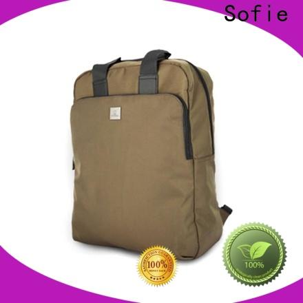 Sofie convenient mini backpack manufacturer for college