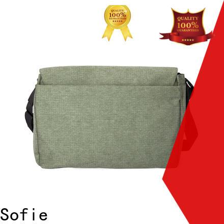 Sofie melange laptop messenger bags series for office