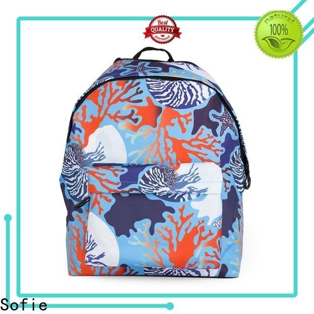 Sofie school bags for boys manufacturer for children