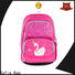 light weight students backpack customized for packaging