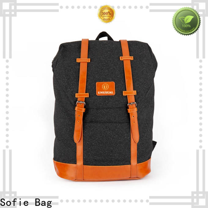 Sofie stylish backpack supplier for school