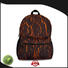 knitted fabric casual backpack manufacturer for business