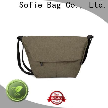 practical cross body shoulder bag directly sale for packaging