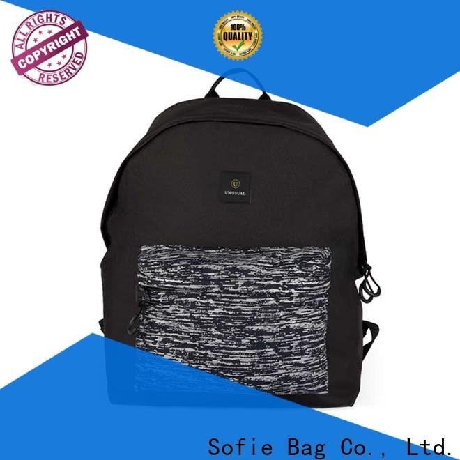 Sofie unique style backpack personalized for business