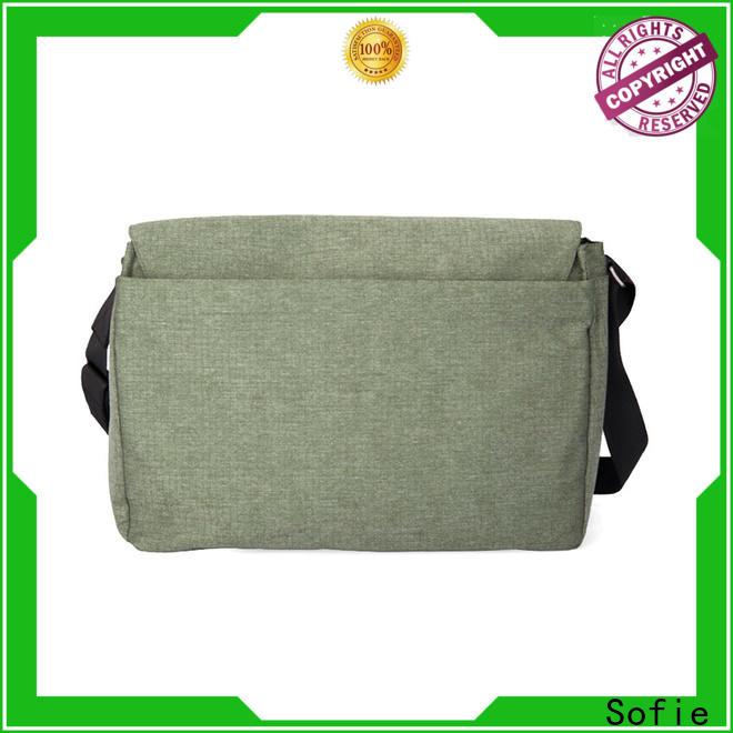 multi-functional classic messenger bag wholesale for men