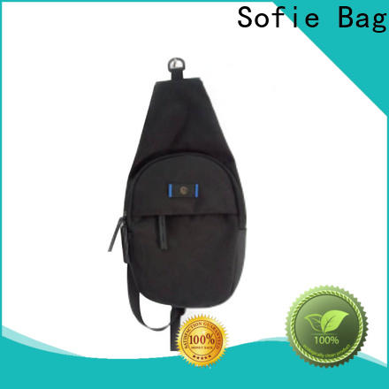 Sofie camouflage military chest bag manufacturer for packaging