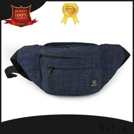 reflective waist pouch wholesale for jogging